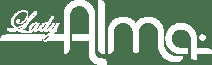Alma Logo White