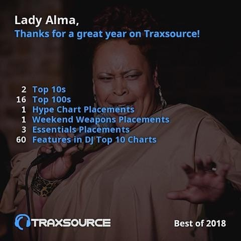 Traxsouce Best Of 2018